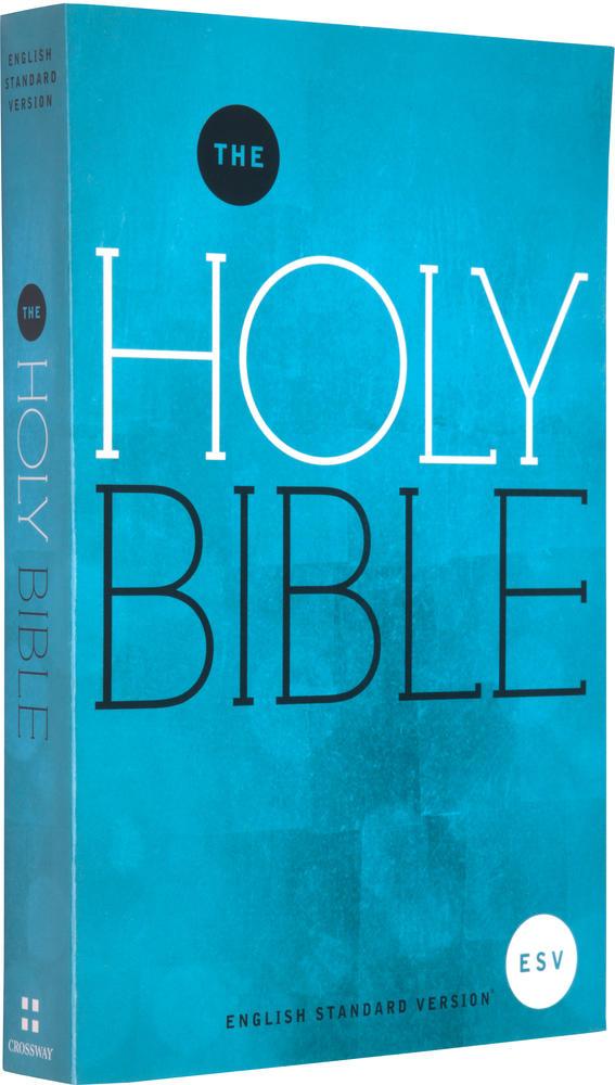 ESV Outreach Bible