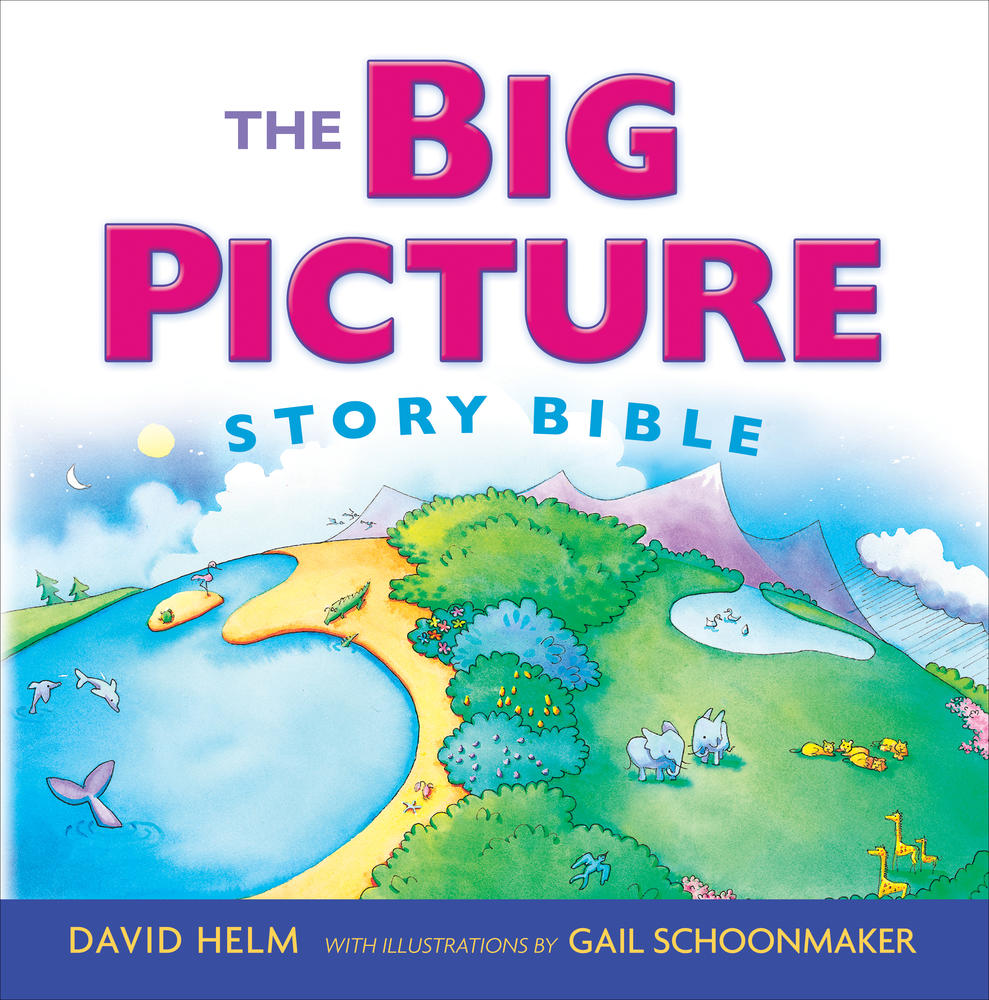 The Big Picture Story Bible