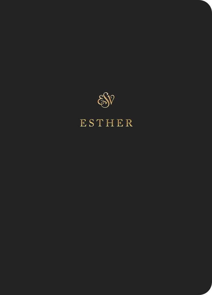 ESV Scripture Journal: Esther