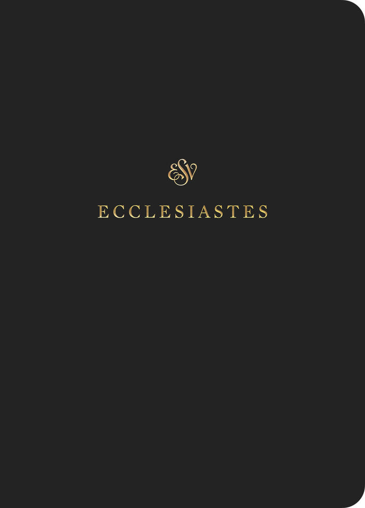 ESV Scripture Journal: Ecclesiastes