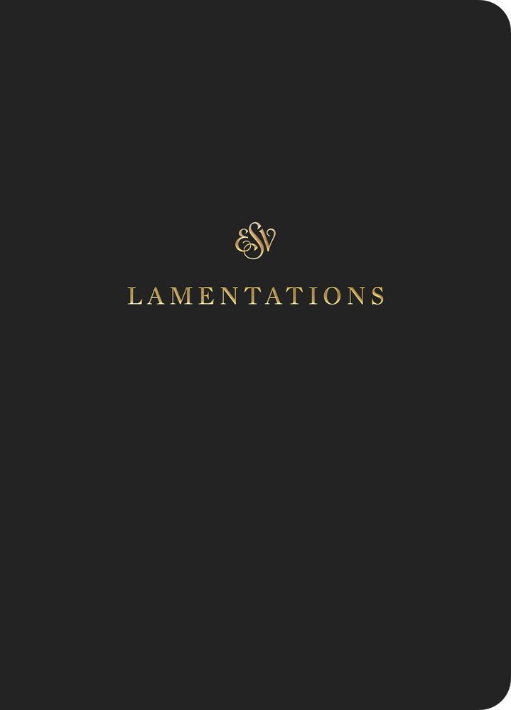 ESV Scripture Journal: Lamentations