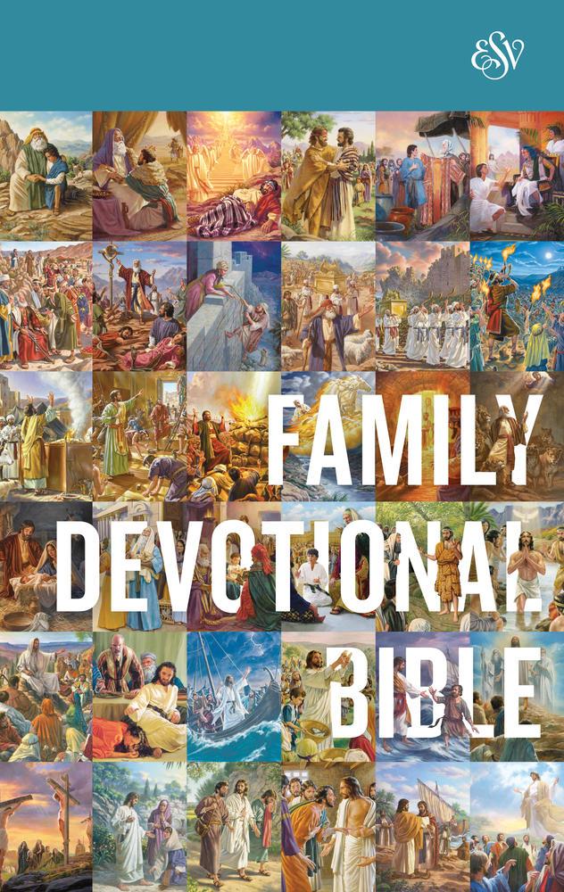 ESV Family Devotional Bible