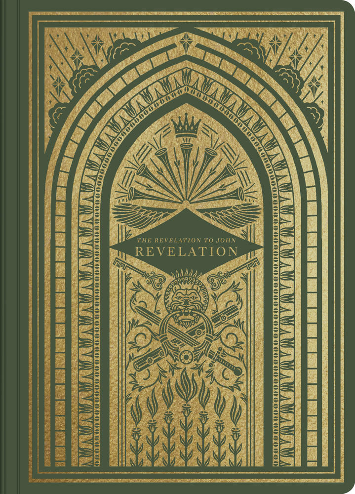 ESV Illuminated Scripture Journal: Revelation
