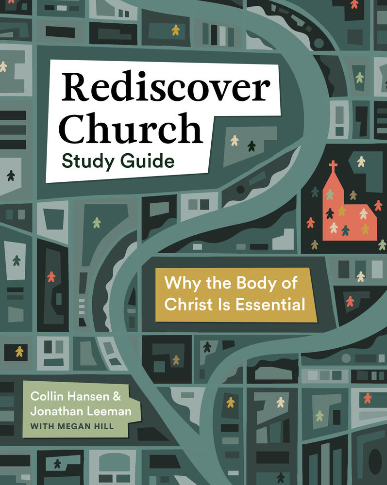 Rediscover Church Study Guide