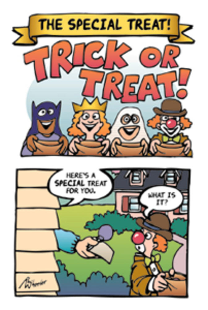 The Special Treat