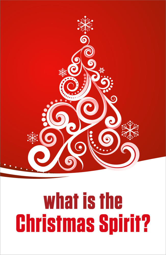 What Is the Christmas Spirit?