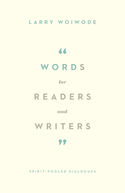 Words for Readers and Writers
