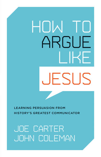 How to Argue like Jesus