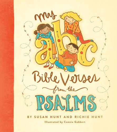 """My ABC Bible Verses from the Psalms"""