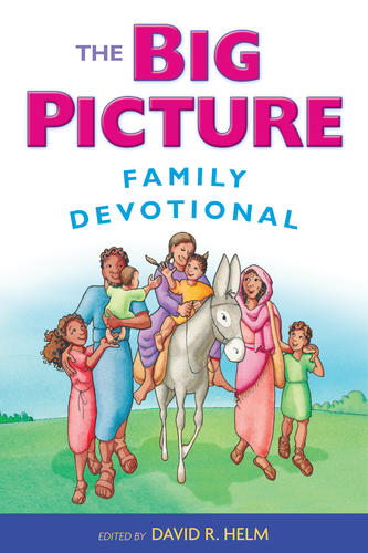 The Big Picture Family Devotional