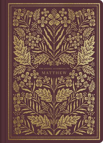 ESV Illuminated Scripture Journal: Matthew