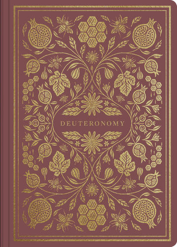 ESV Illuminated Scripture Journal: Deuteronomy