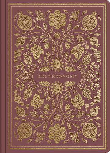 ESV Illuminated Scripture Journal: Deuteronomy