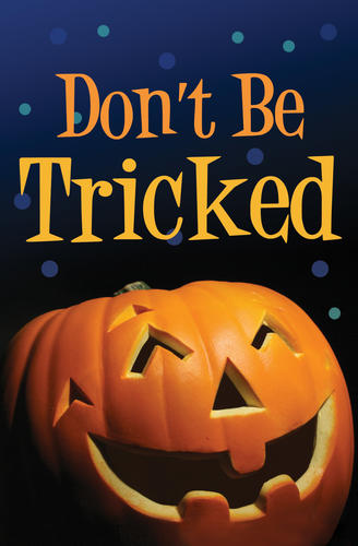 Don't Be Tricked