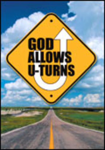God Allows U-Turns