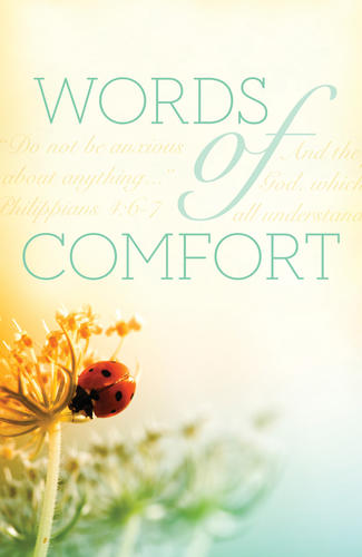 Words of Comfort