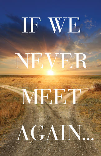 If We Never Meet Again (ATS)