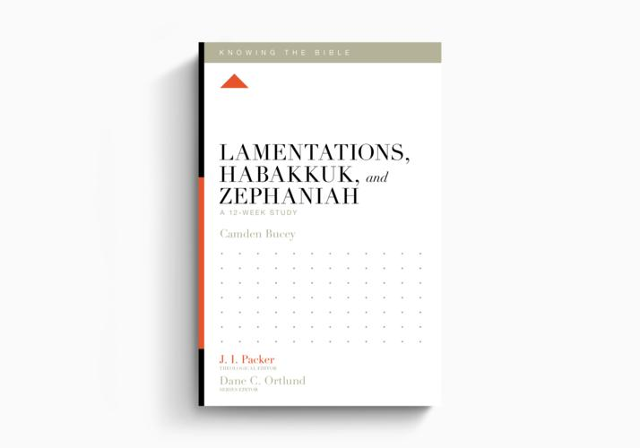 Lamentations, Habakkuk, and Zephaniah
