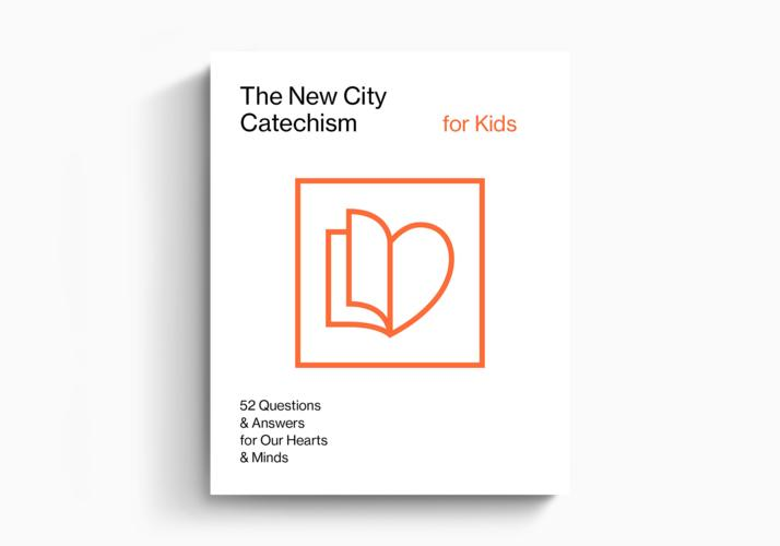 The New City Catechism for Kids