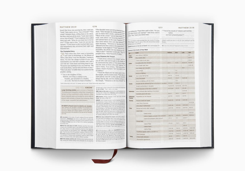 ESV Student Study Bible®