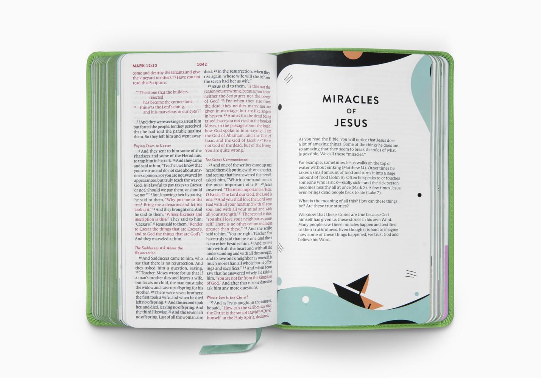 ESV Kid's Bible, Thinline