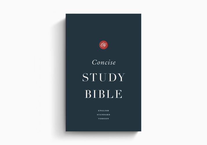 ESV Concise Study Bible™, Economy Edition
