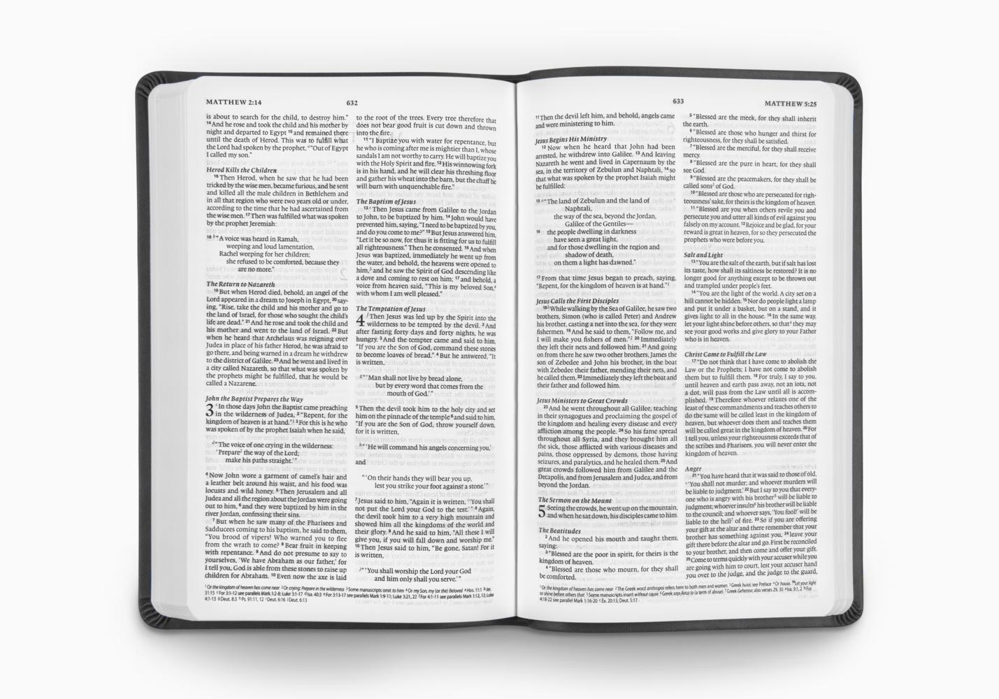 ESV Value Thinline Bible