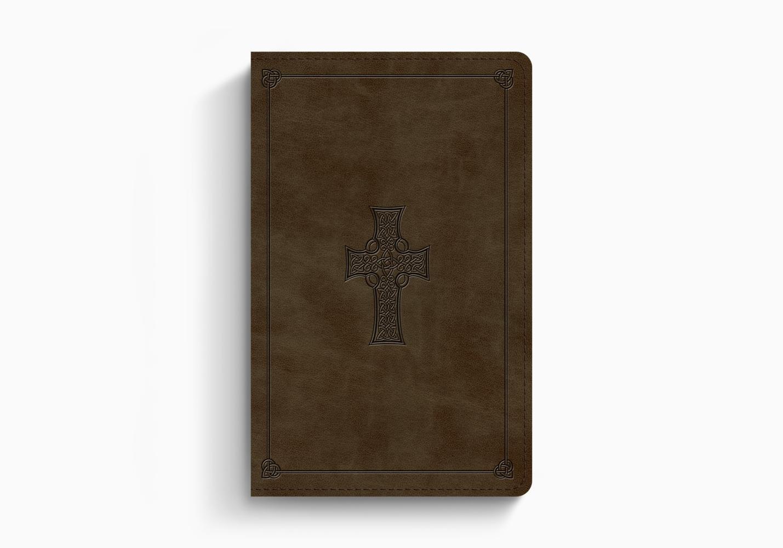 ESV Large Print Personal Size Bible