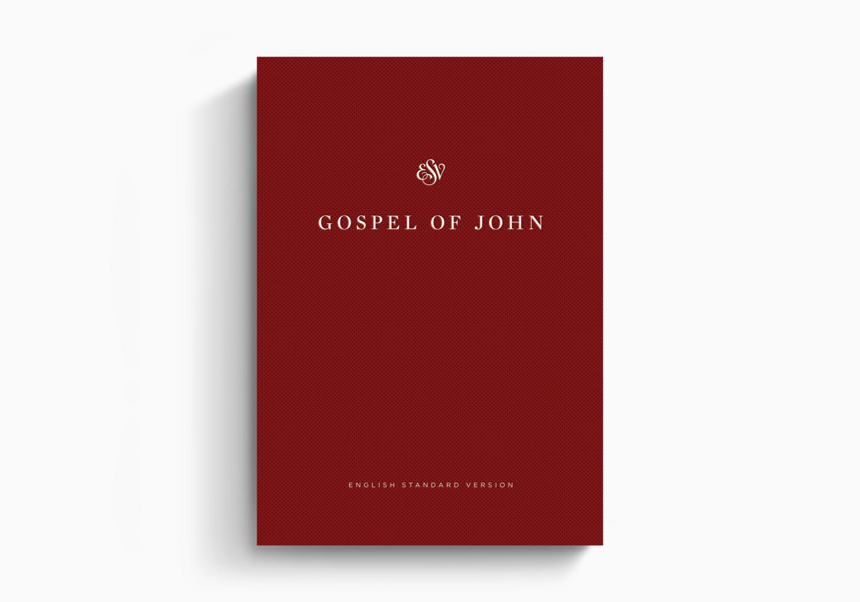 ESV Gospel of John, Share the Good News&reg Edition