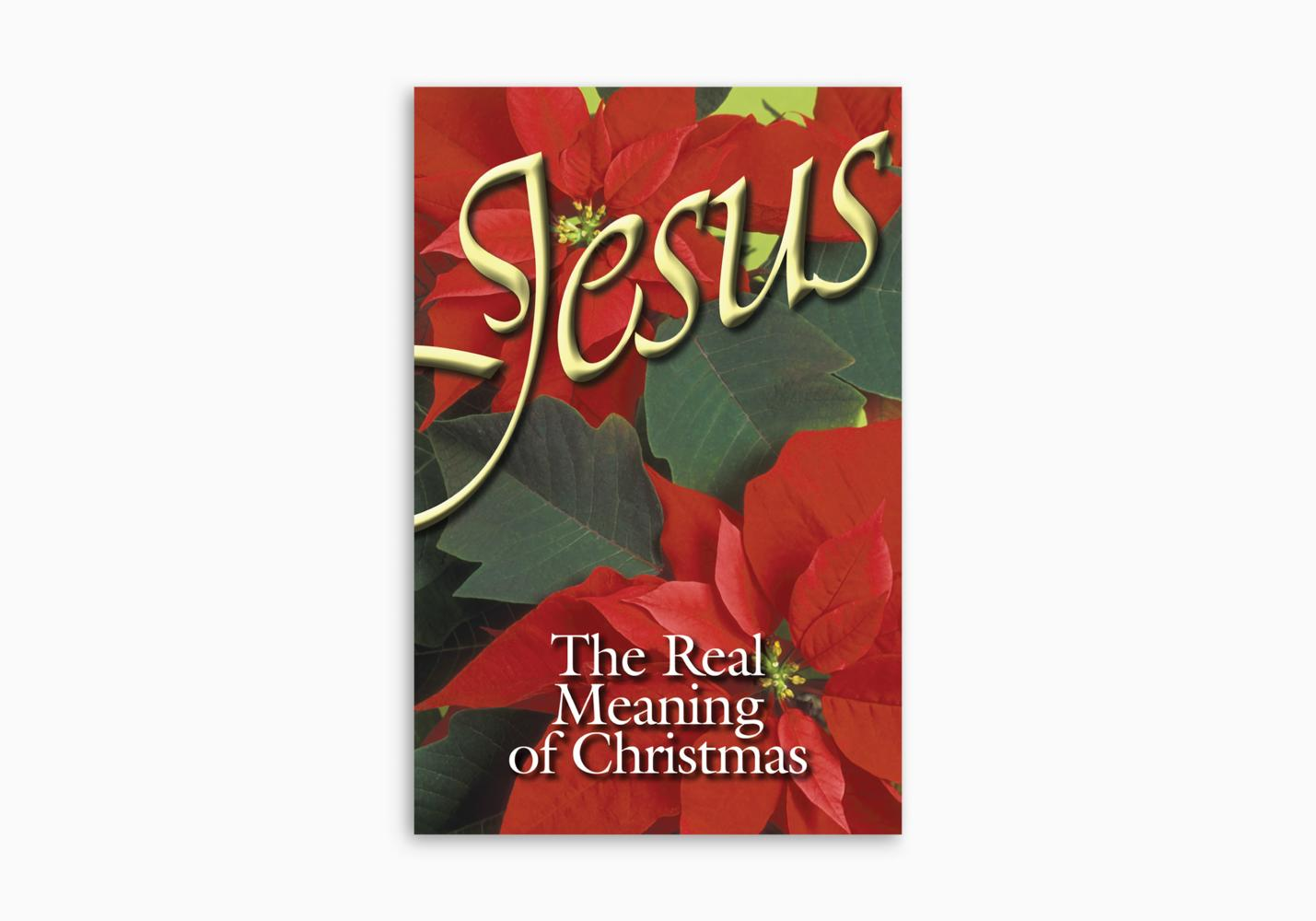 Jesus, The Real Meaning of Christmas (ATS)