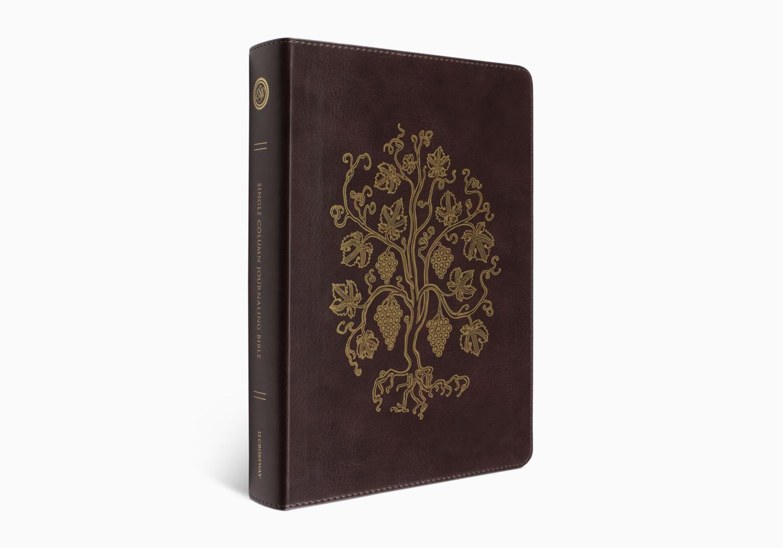 ESV Single Column Journaling Bible®, Large Print