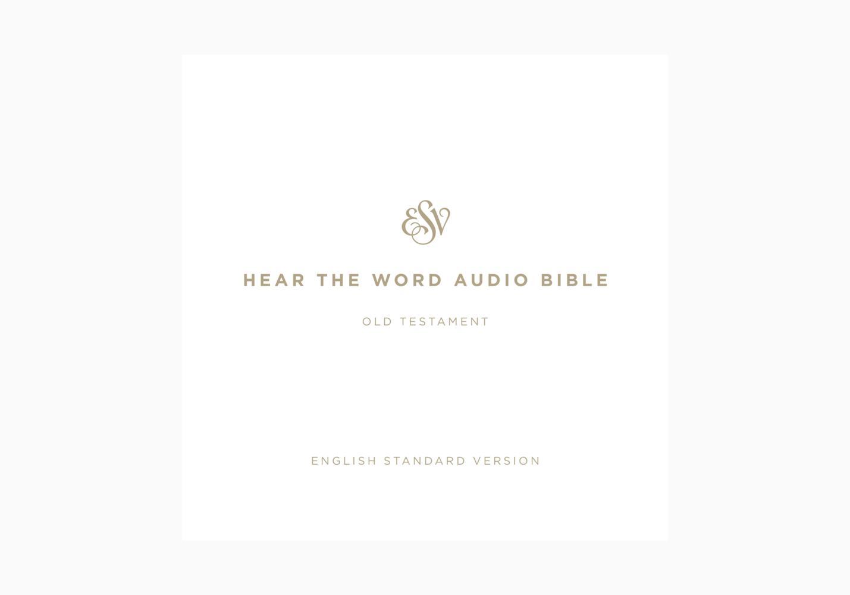 ESV Audio Download Old Testament (Hear the Word)