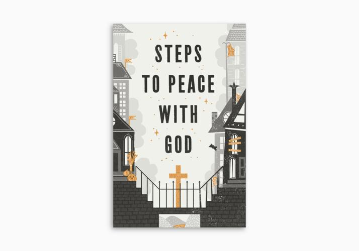 Halloween Steps to Peace with God