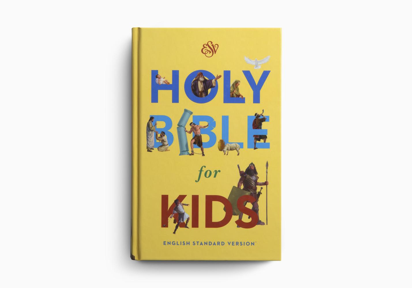 ESV Holy Bible for Kids, Compact