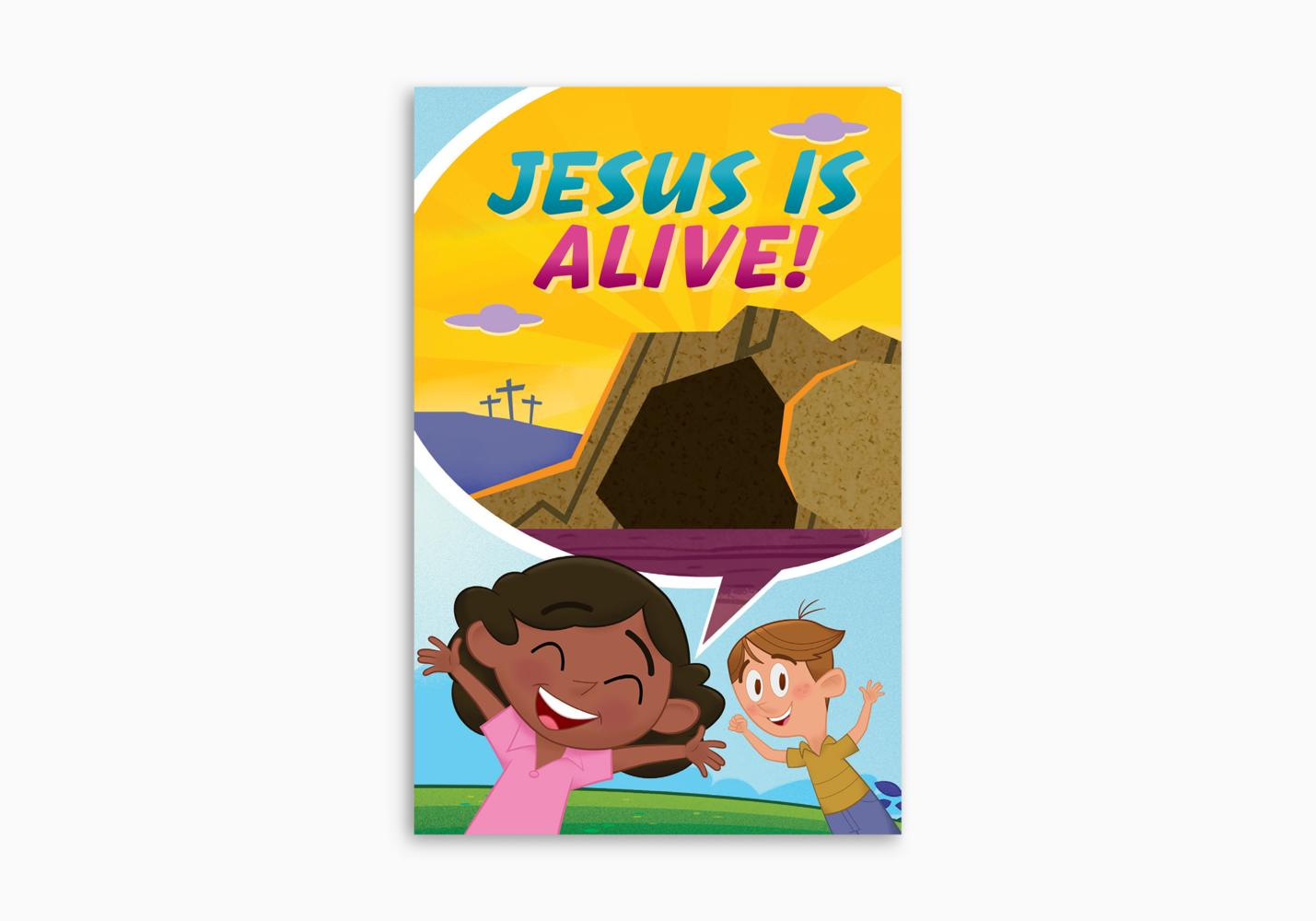 Jesus Is Alive...Happy Easter! (ATS)