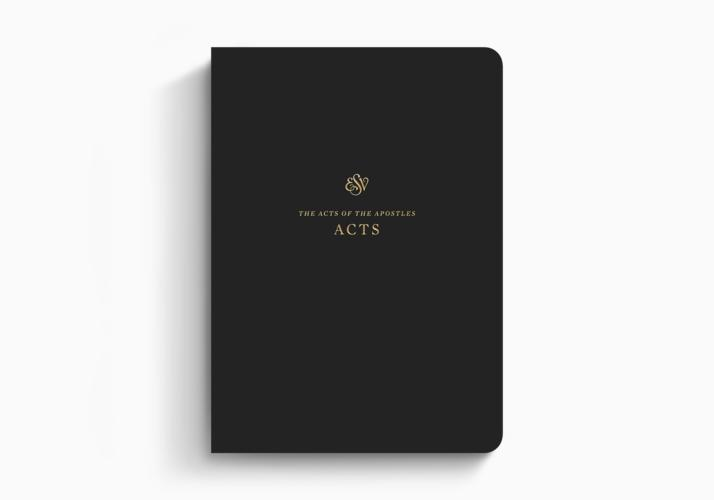 ESV Scripture Journal: Acts