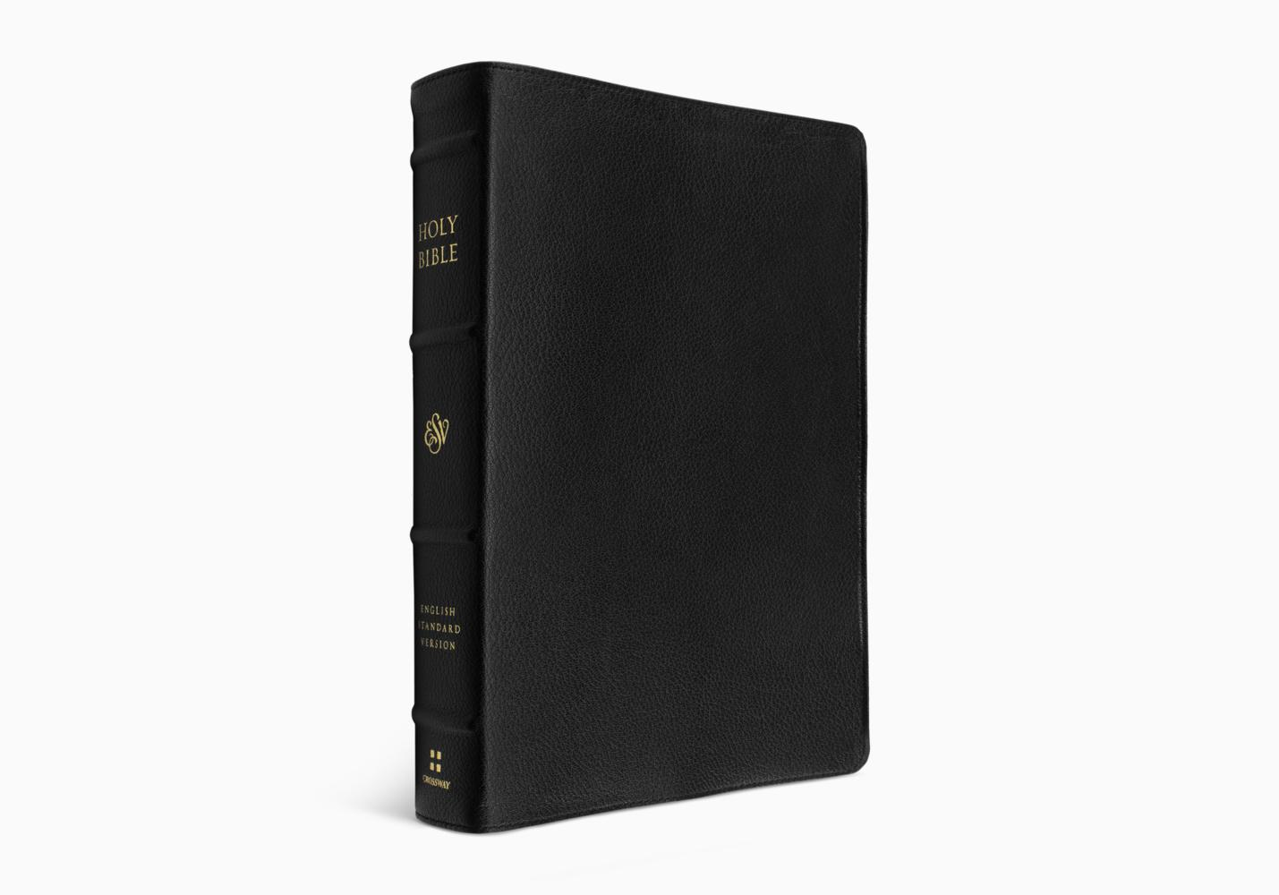 ESV Preaching Bible, Verse-by-Verse Edition