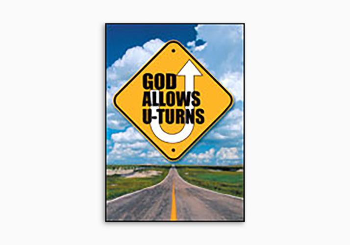 God Allows U-Turns