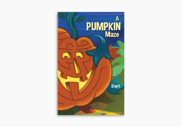 A Pumpkin Maze (ATS)