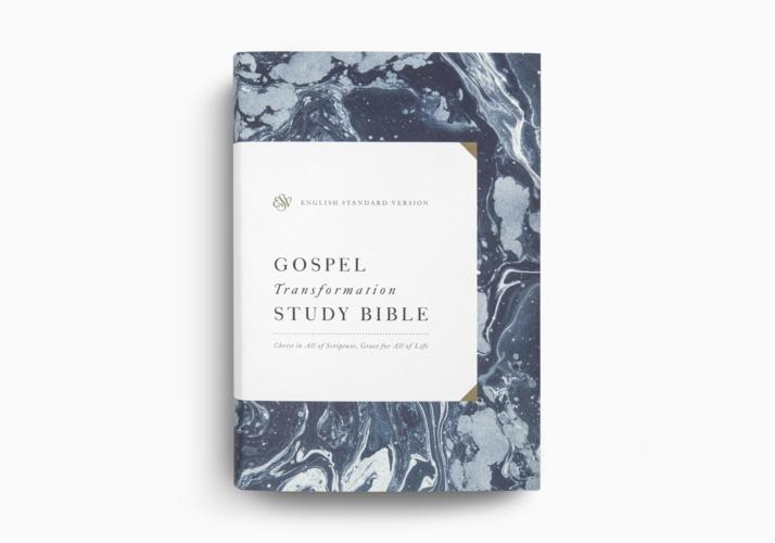 ESV Gospel Transformation&reg Study Bible
