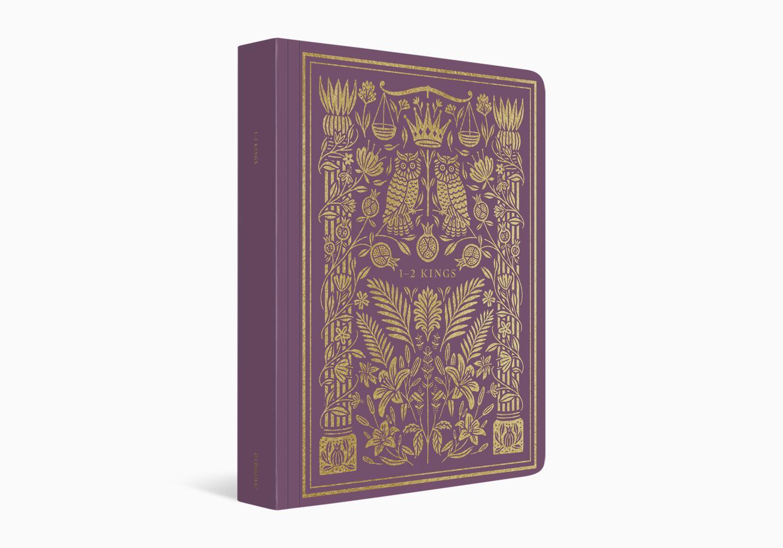 ESV Illuminated Scripture Journal: 1–2 Kings