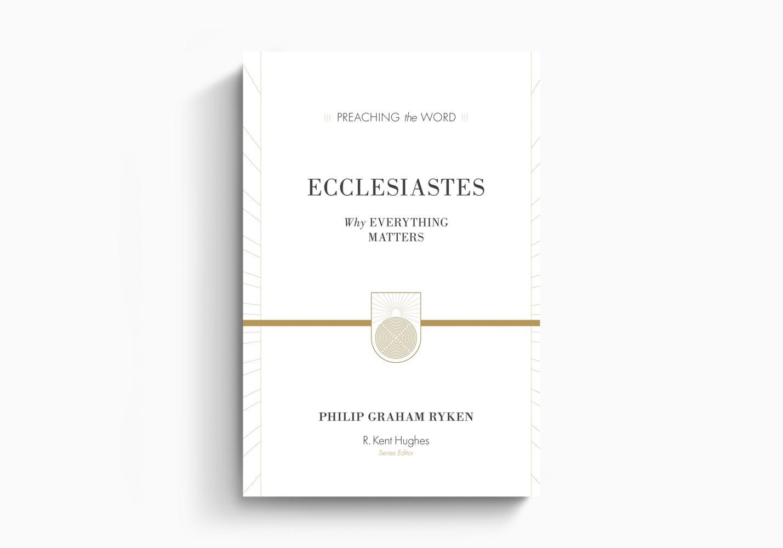 Ecclesiastes (Redesign)