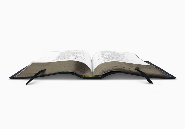 ESV Heirloom Single Column Personal Size Bible
