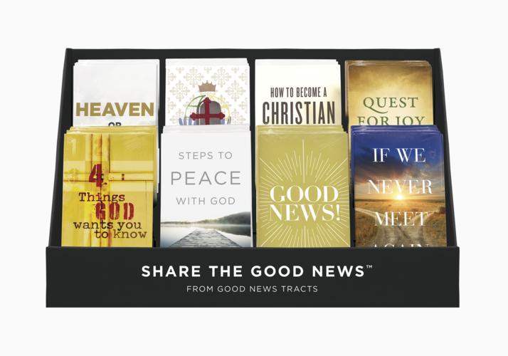 Evangelism Merchandiser Refill