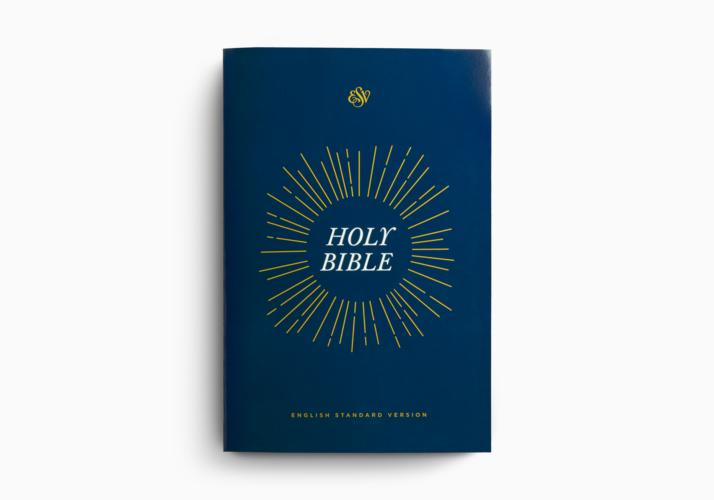 ESV Share the Good News® Outreach Bible