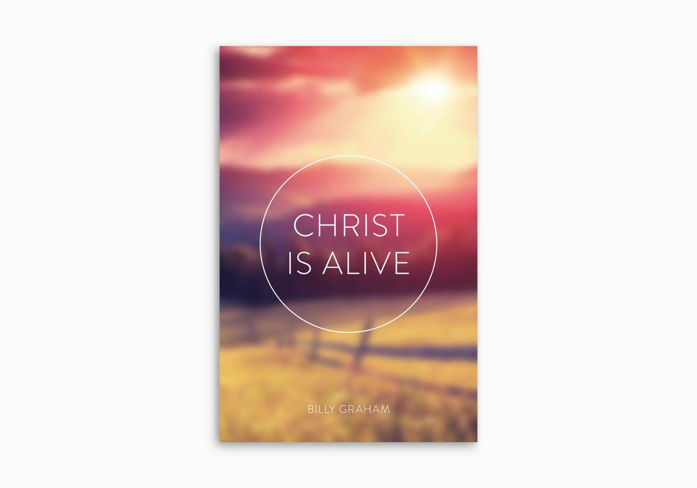 Christ Is Alive (ATS)