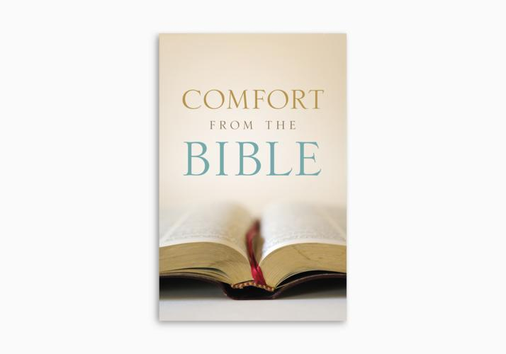 Comfort from the Bible