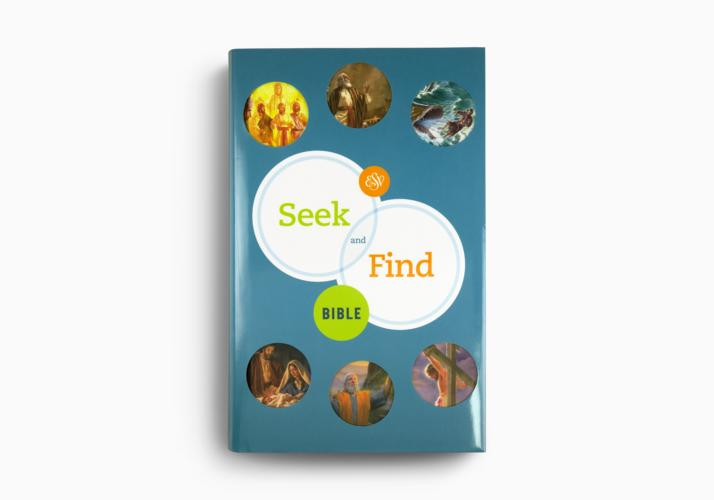 ESV Seek and Find Bible