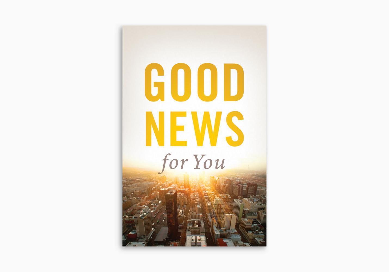 Good News for You