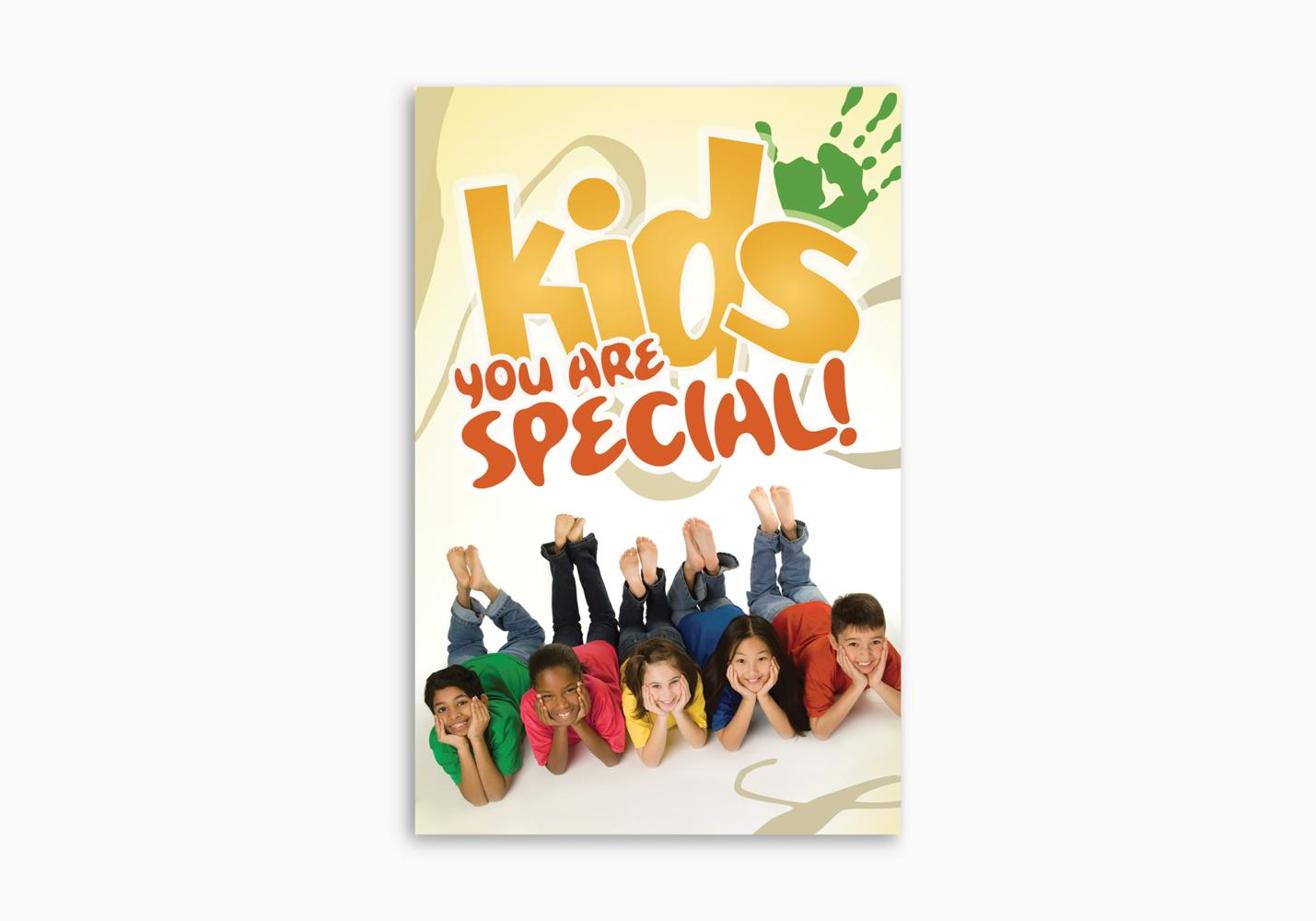 Kids, You Are Special!